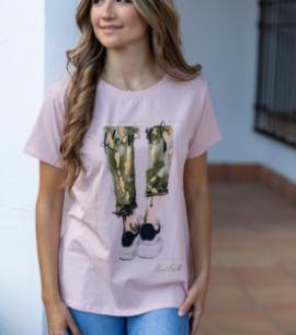 camiseta huntfield caza