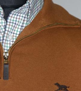 "Huntfield | Camisa Caballero  ""Raya""         +COLORES (Verde, 2XL)"