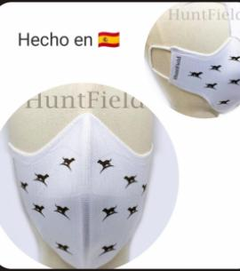 Huntfield | MASK BLANCA (Blanco, UNICA)
