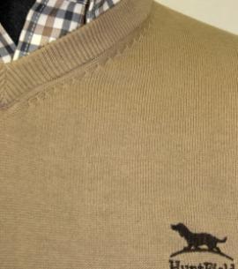 Huntfield | Jersey de Pico           +colores (Camel, M)
