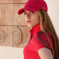 gorra rojo caza huntfield